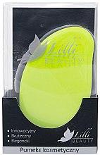 Kup Innowacyjny pumeks kosmetyczny Zielony - Lilli Beauty