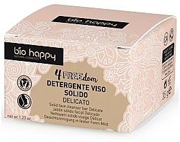 Kup Delikatna kostka do mycia twarzy - Bio Happy 4FREEdom Delicate Face Cleanser Bar