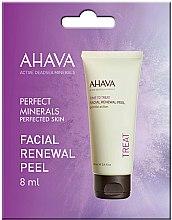 Kup Odnawiający peeling do twarzy - Ahava Time to Treat Facial Renewal Peel (próbka)