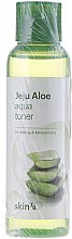 Kup Tonik do twarzy zmniejszający pory - Skin79 Jeju Aloe Aqua Toner