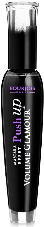 Tusz dodający rzęsom objętości - Bourjois Push Up Volume Glamour Effet Mascara