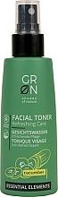 Kup Tonik do twarzy z ogórkiem - GRN Essential Elements Cucumber Toner