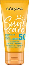 Kup Ochronny krem do twarzy SPF 50 - Soraya Sun Care