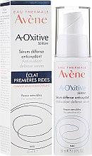 Kup Antyoksydacyjne serum rozświetlające do twarzy - Avene A-Oxitive Antioxidant Defense Serum Sensitive Skins