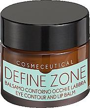 Kup Balsam poprawiający kontur skóry wokół oczu i ust - Surgic Touch Define Zone Eye Contour And Lip Balm