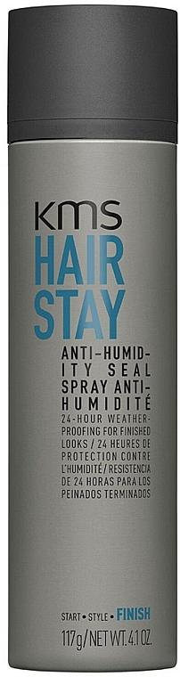 Spray chroniący włosy przed wilgocią - KMS California HairStay Anti-Humidity Seal — фото N2