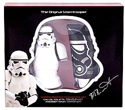 Kup Disney Star Wars Stormtrooper - Zestaw (edt 100 ml + sh/gel 150 ml)