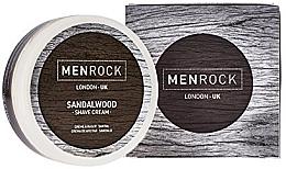 Kup Krem do golenia - Men Rock Sandalwood Shave Cream