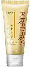 Kup Złota maska peel-off do twarzy - Purederm Luxury Therapy Gold Peel-Off Mask