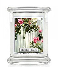 Kup Świeca zapachowa w słoiku - Kringle Candle Picket Fence