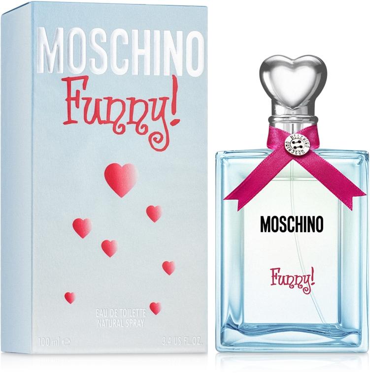 Moschino Funny - Woda toaletowa