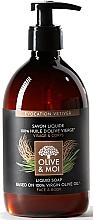 Kup Mydło w płynie z oliwą z oliwek, Wetyweria - Saryane Olive & Moi Liquid Soap