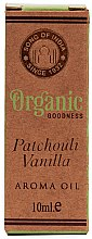 Kup Olejek zapachowy Paczula i wanilia - Song of India Patchouli Vanilla Oil