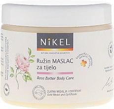 Kup Różane masło do ciała - Nikel Rose Butter