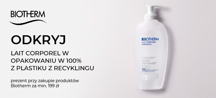 Kup produkty Biotherm za min. 199 zł, a rozświetlający koncentrat do twarzy otrzymasz w prezencie.
