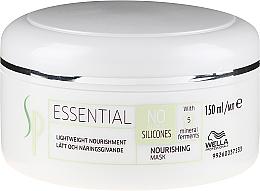 Kup Odżywcza maska do włosów - Wella SP Essential Nourishing Mask