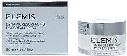 Kup Wygładzający krem nawilżający do twarzy na dzień SPF 30 - Elemis Dynamic Resurfacing Day Cream