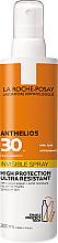 Kup Ultralekki spray przeciwsłoneczny do twarzy i ciała SPF30 + - La Roche-Posay Anthelios Invisible Spray