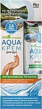 Kup 100% naturalny hydrokrem do rąk na bazie wody termalnej z Kamczatki Intensywne odżywienie - FitoKosmetik