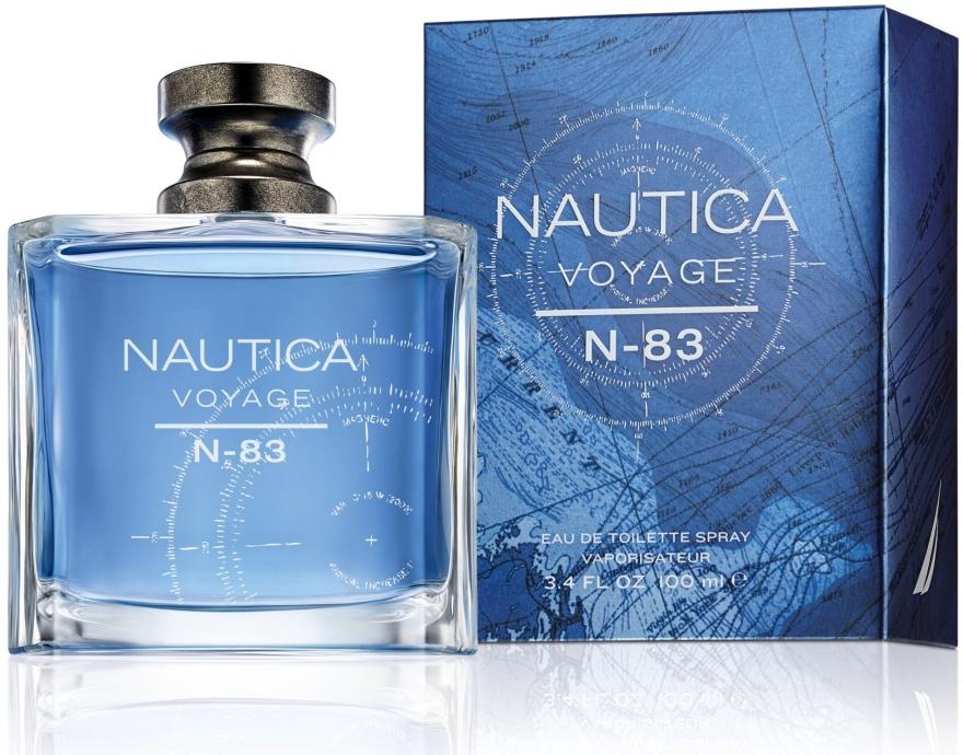 Nautica Voyage N-83 Nautica - Woda toaletowa
