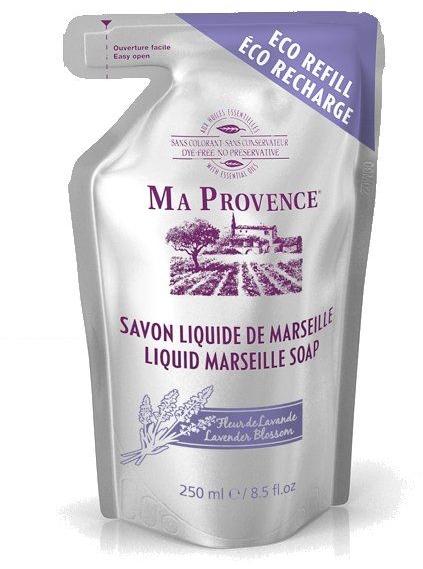 Mydło w płynie Lawenda - Ma Provence Liquid Marseille Soap Lavender