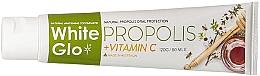 Kup Wybielająca pasta do zębów z propolisem - White Glo Propolis plus Vitamin C Toothpaste