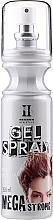 Kup Super mocny żel w sprayu do stylizacji włosów - Hegron Gel Spray Megastrong