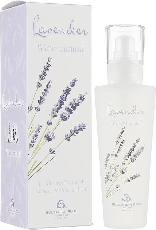 Hydrolat lawendowy - Bulgarian Rose Aromatherapy Hydrolate Lavender Spray — фото N1