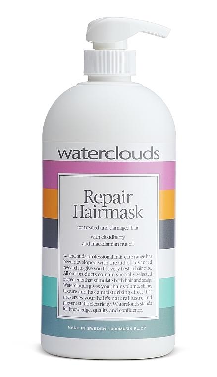Rewitalizująca maska do włosów - Waterclouds Repair Hairmask — фото N2