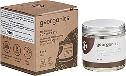 Kup Naturalna pasta do zębów - Georganics Pure Coconut Natural Toothpaste