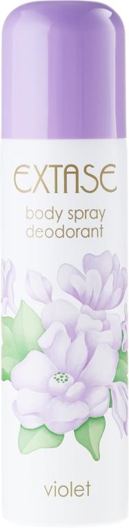 Perfumowany dezodorant w sprayu - Extase Violet