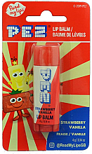 Kup Balsam do ust Truskawka i wanilia - PEZ Strawberry Vanilla Lip Balm