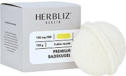 Kup Kula do kąpieli CBD i ylang-ylang - Herbliz CBD