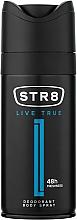 Kup STR8 Live True - Dezodorant w sprayu dla mężczyzn
