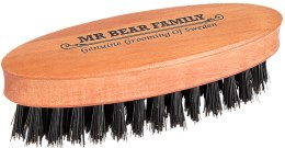 Kup Szczotka do brody - Mr. Bear Family Beard Brush Travel Size