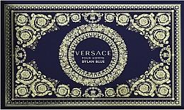 Kup Versace Dylan Blue Pour Homme - Zestaw dla mężczyzn (bag + edt 100 ml + edt 10 ml)