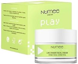 Kup Przeciwzmarszczkowy krem do twarzy Chmiel i rozmaryn - Numee Game On Play Line Eraser Facial Cream