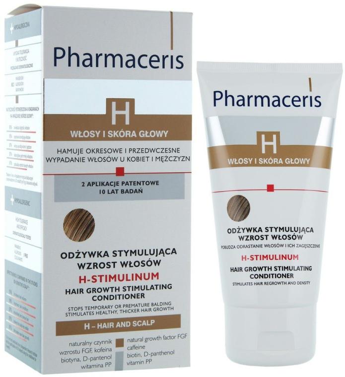 Odżywka stymulująca wzrost włosów - Pharmaceris H-Stimulinum Hair Growth Stimulating Conditioner