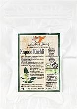 Kup Kondycjonujący proszek do włosów - Le Erbe di Janas Kapoor Kachli Powder