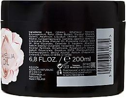 Luksusowe masło do ciała z olejem z kamelii, ceramidami i olejem marula - Bielenda Camellia Oil — фото N3