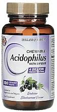 Kup Suplement diety Acidophilus wspomagający syntezę węglowodanów do żucia - Holland & Barrett Chewable Acidophilus with Bifidus