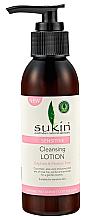 Kup Oczyszczająca emulsja do twarzy do skóry delikatnej - Sukin Sensitive Cleansing Lotion