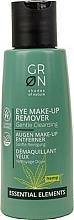 Kup Płyn do demakijażu oka - GRN Essential Elements Hemp Eye Make-Up Remover