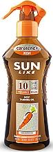 Kup Olejek w sprayu przyspieszający opalanie SPF 10 - Sun Like Deep Tanning Oil SPF 10 Pump