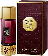 Kup Jesus Del Pozo Vanilla Musk Nights - Woda perfumowana
