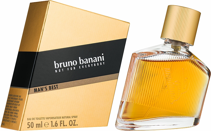 Bruno Banani Man's Best - Woda toaletowa