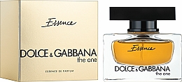 Dolce & Gabbana The One Essence - Woda perfumowana — фото N2