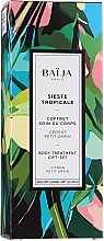 Kup Zestaw - Baija Sieste Tropicale (sh/gel/100ml + b/cr/75ml + b/scr/60ml)