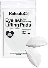 Kup Silikonowe podkładki do liftingu rzęs, L - RefectoCil Refill Eyelash Lift Pads