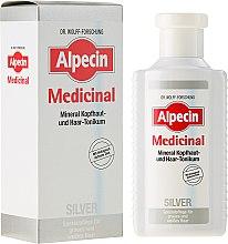 Kup Tonik przeciw żółceniu siwych włosów - Alpecin Medicinal Silver